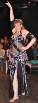 """Tänzerin und Lehrerin """"Sahela"""" aus Wesel - Tanzstudio Bodywave"""
